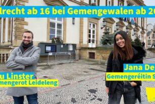 Wahlrecht ab 16 bei Gemeindewahlen ab 2023